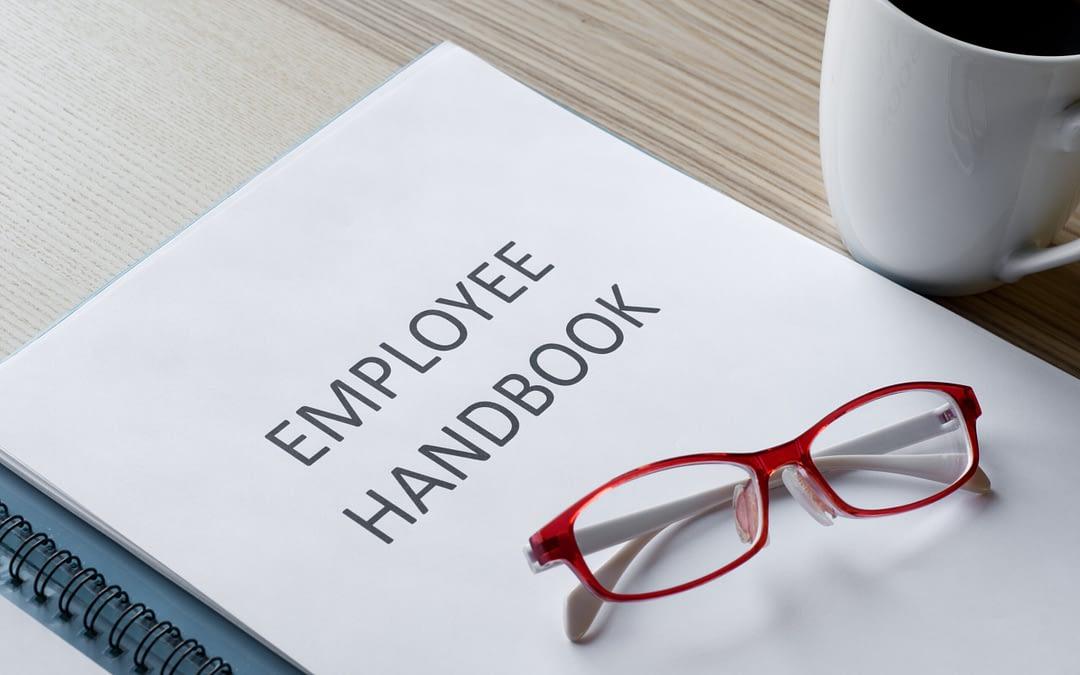 "March 2, 2021:  ""Drafting Employee Handbooks."" (DC Bar CLE Program)"